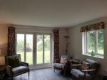 Curtains, blind and cushions handmade by me