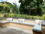 Outdoor cushions and seats